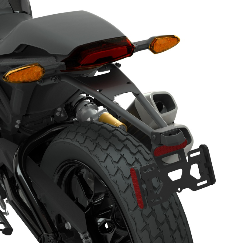 Indian Ftr1200 High Level Tail Tidy Number Plate Holder